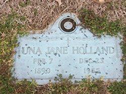 Una Jane Jane <i>Perryman</i> Holland
