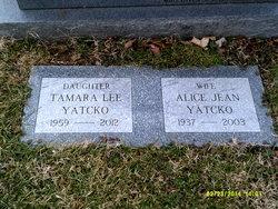 Tamara Lee Tammy Yatcko