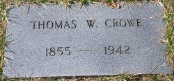 Thomas William Crowe
