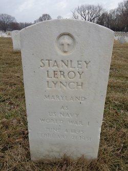 Stanley Leroy Lynch