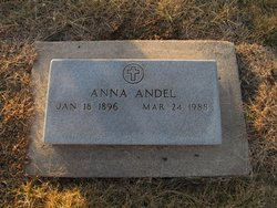 Anna <i>Sedlacek</i> Andel