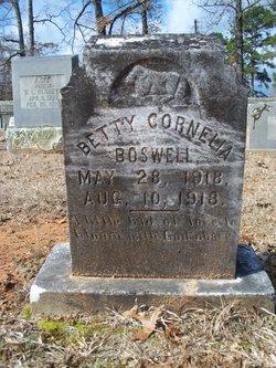 Betty Cornelia Boswell