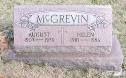 August McGrevin