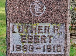 Luther R. Ebert