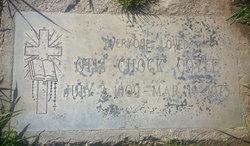 Otis Burl Chock Coyle
