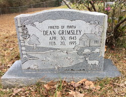 Donald Dean Dean Grimsley, Sr