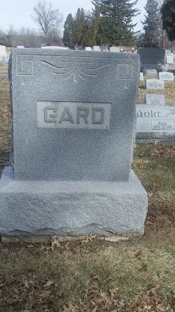 Charles Francis Gard
