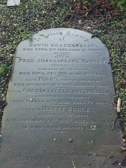 Charlotte Elizabeth <i>Shakespeare</i> Barley