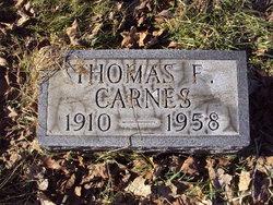 Thomas F Carnes