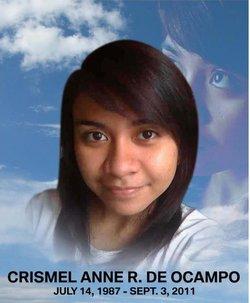 Crismel Anne De Ocampo