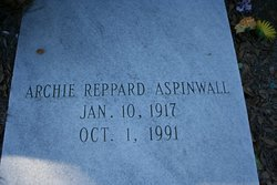 Archie Reppard Aspinwall