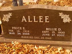Billie <i>Bellamy</i> Allee