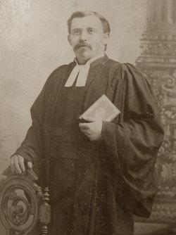 Rev Charles Adam Germann