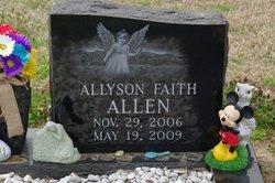 Allyson Faith Allie Allen