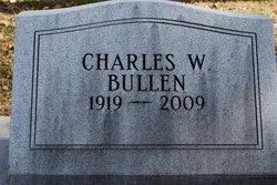 Charles William Chic Bullen