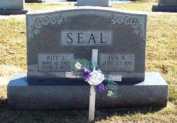 Iva Blanche <i>Alger</i> Seal