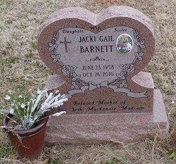 Jackie Gail <i>Candy</i> Barnett