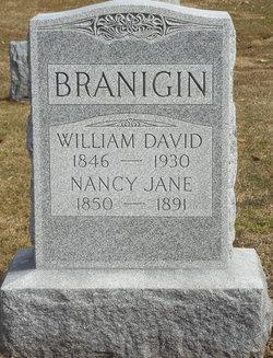 William David Branigin