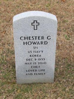 Chester Gray Howard