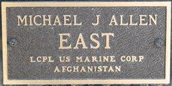 Michael Joseph Allen-East