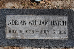 Adrian William Hatch