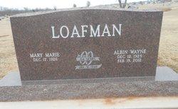 Albin Wayne Loafman