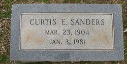 Curtis E Sanders