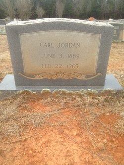 Carl J Jordan