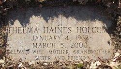 Thelma J Holcomb