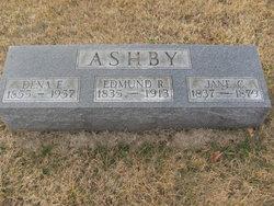 Christina Jane <i>Calloway</i> Ashby