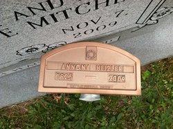 Annona Nona <i>Stewart</i> Mitchell Heizer