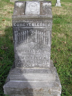 Martha Elizabeth Eblen