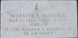 Marlita Scottie <i>Henderson</i> Maddox