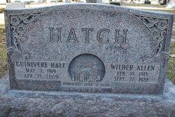 Guinivere <i>Hale</i> Hatch