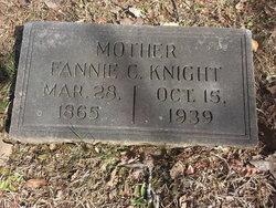 Fannie C. <i>Johnston</i> Knight
