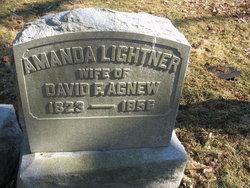 Amanda M. <i>Lightner</i> Agnew