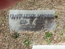 Frank Leslie Sanders