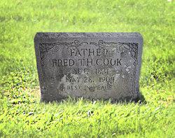 Frederick Thomas Holmes Cook