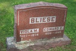 Edward G. Bliese