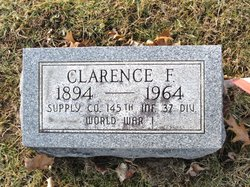 Clarence F. Strong