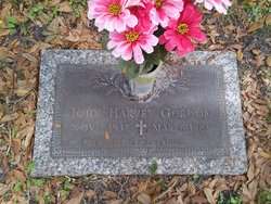 John Harvey Gordon, Jr