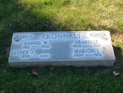 Arabelle Belle <i>Frazer</i> Aronhalt