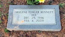 Imogene Dee <i>Fowler</i> Bennett