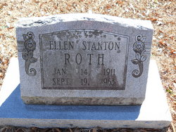 Ellen <i>Stanton</i> Roth