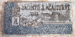 Jacinto J. Acaiturri