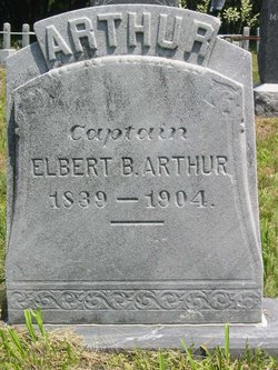 Capt Elbert Barteau Arthur