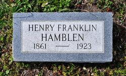 Henry Franklin Hamblen