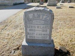 Lewis Wetzel Lantz
