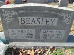 W Wilson Beasley