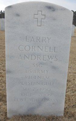 Larry Cornell Andrews